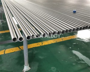 Duplex Steel UNS S32205 Pipe Tube