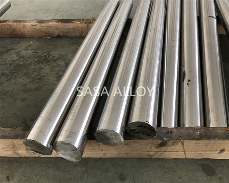 High hardness hot extrusion die steel Inconel718