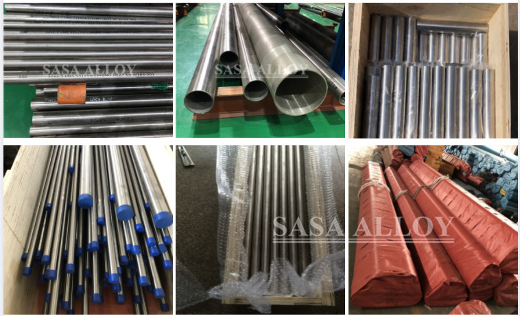 stainless steel A286 pipe package