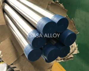 Monel 400 Pipe Tube