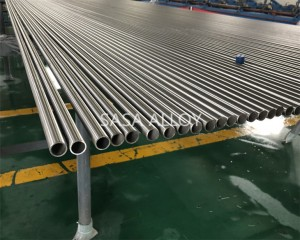 Duplex Steel UNS S32750 Pipe Tube