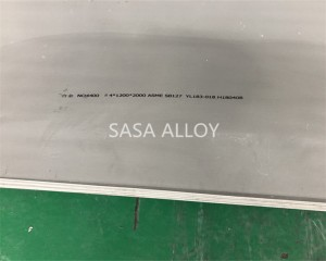 Incoloy 330 Sheet Plate