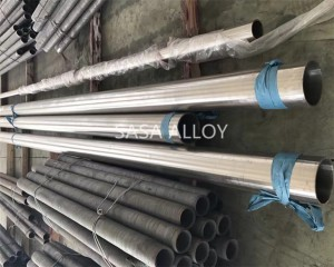 Inconel 625 Pipe Tube