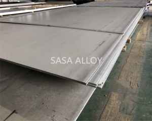 Nickel 201 Sheet Plate