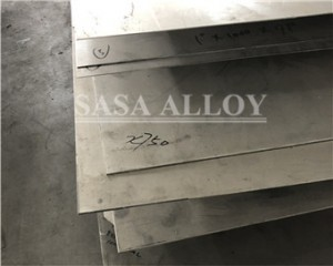 Inconel X-750 Sheet Plate