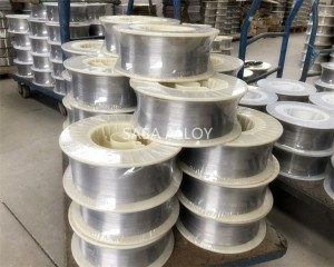 ERNiCrMo-3 Nickel Alloy Welding Wire