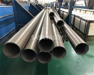 SMO 254 Pipe Tube