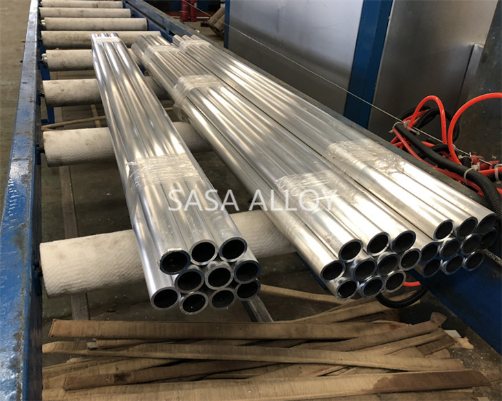 6063 Round Aluminum Tube 300 mm Length 20 mm OD 12 mm Inside Diameter Seamless Straight Aluminum Tube 2 Pieces