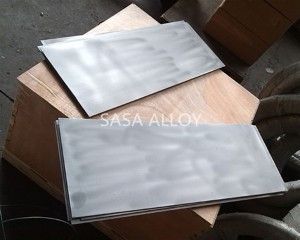 Hastelloy C2000 Sheet Plate