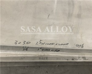 Inconel 718 Sheet Plate